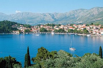 Yachting on the Makarska Riviera, Croatia
